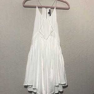 Romeo + Juliet Couture Cutaway Swing Dress